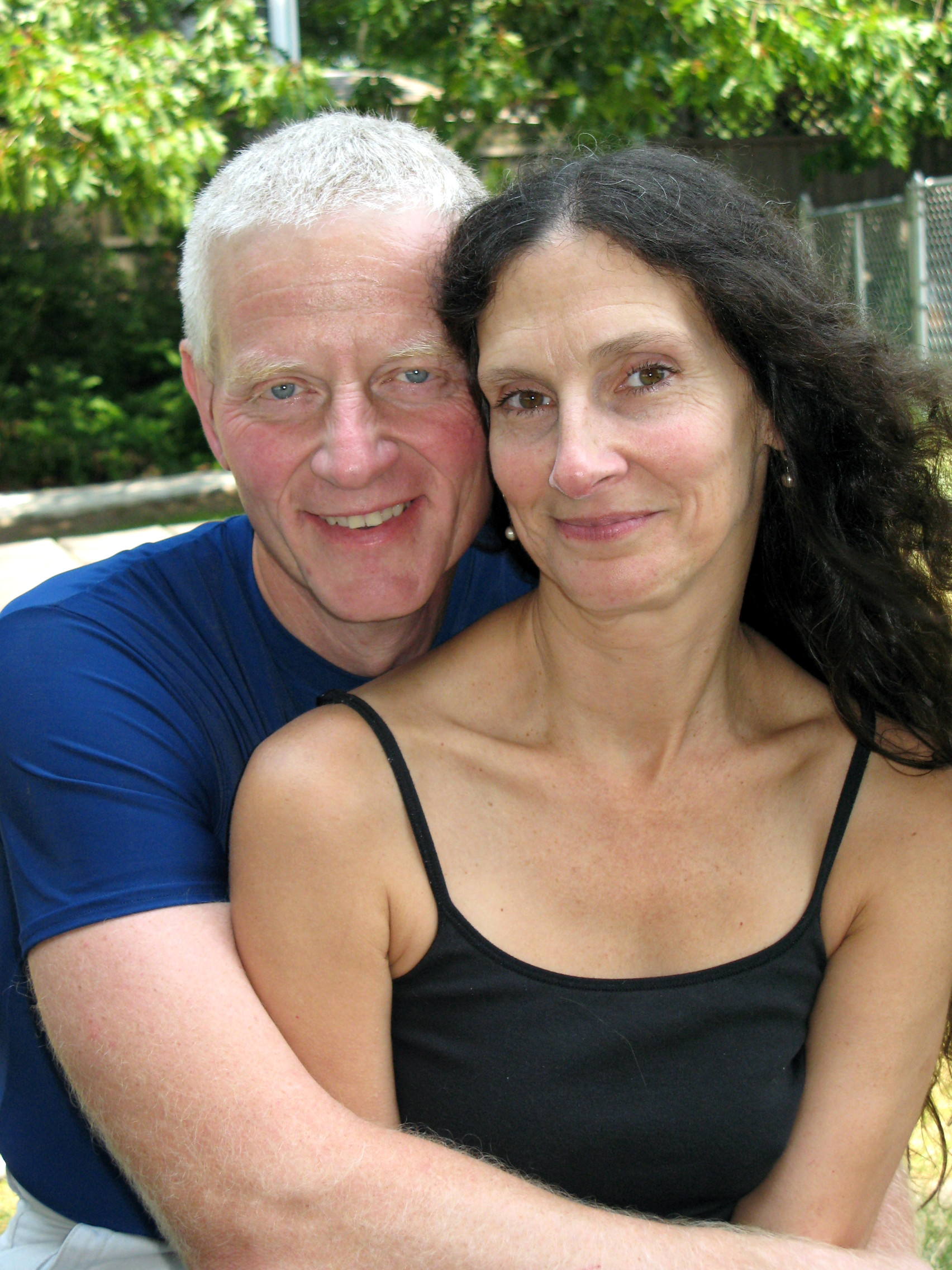Jeanne Melanson and Jon Myrmel