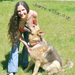 Jeanne Melanson, Animal Bliss - a very cool blog about animals.