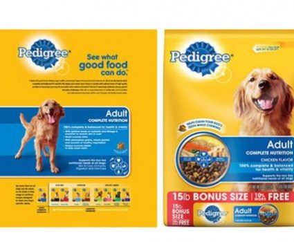 Pedigree Dog Food Recall, Mars Petcare Recalls 22 Bags