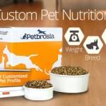 Petbrosia Custom Designed Pet Food