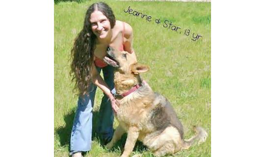 Care for your older dog, In memory of Star