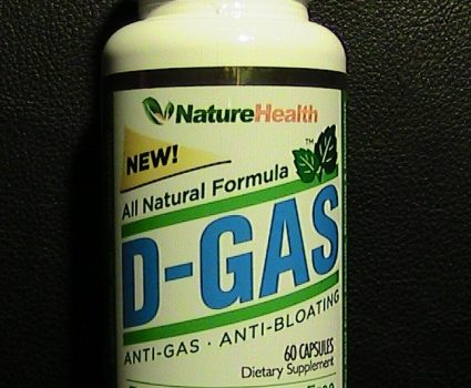Anti-Gas, Anti-bloating, Digestive Aid – Fast Acting Pills Review #DGASNature