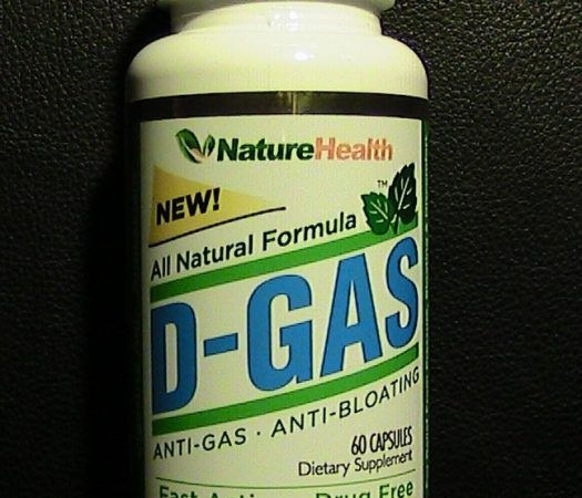 D-Gas Anti-Gas & Anti-bloating, Digestive Aid - Fast Acting Pills Review #DGASNature