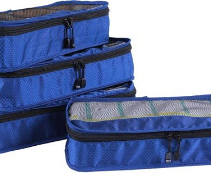 Dot&Dot Slim Tubes Travel Packing Organizers Review