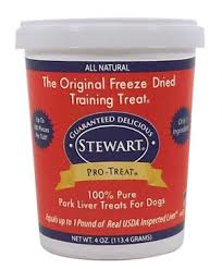 Stewart® Pro-Treat® Freeze Dried Liver Treats Review