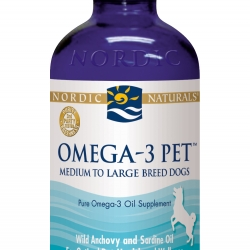 Omega-3 Pet Review and Giveaway