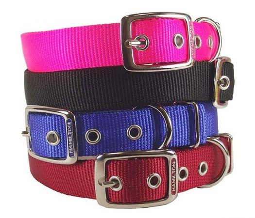 Hamilton Dog Collar Review, #HamiltonFashion Pet Products