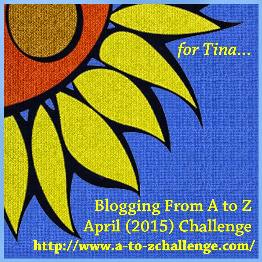 A-Z Collection of Cool Animals April 2015 Challenge