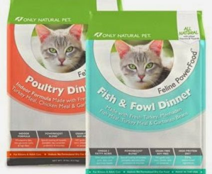 Only Natural Pet Feline PowerFood REVIEW, #PawNatural