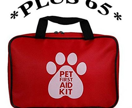 First Aid Kit For Pets, Emergency Supplies Checklist