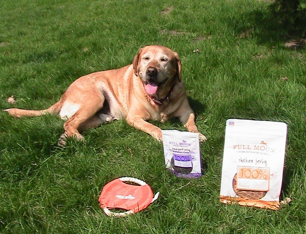Full Moon Natural Dog Treats Review, Made in USA
