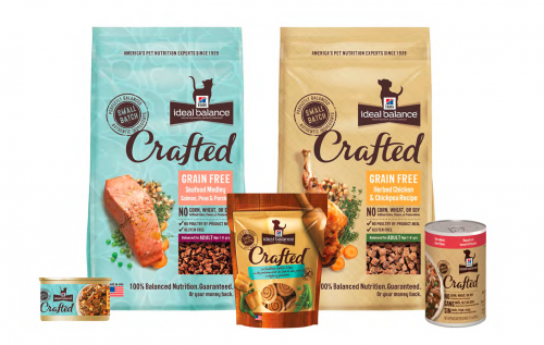 Pet Food Inspired Artistry, Hill's Ideal Balance Cat Food