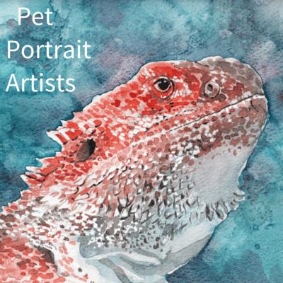 Animal Bliss Pet Portrait Artists Resource