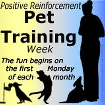 Positive Reinforcement Pet Training, Blog Hop Links : Animal Bliss
