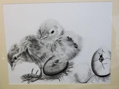 Abi O'Dea, Animal Portrait Artist