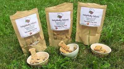 Delightfully Delicious Dog Treats Review