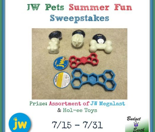 JW Pets Summer Fun Sweepstakes
