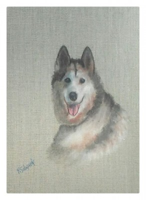 Pet Portrait Artist - Pat Salopek, Pennsylvania, USA