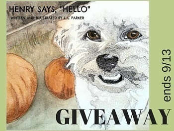 "Henry Says, ""Hello"" by Sarah L. Parker, Review & Giveaway"
