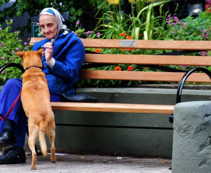 Pets are Good for Us, Especially as We Age