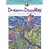 Adult Coloring Books - Dream Doodles
