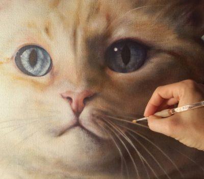 Kate Crosgrove – Pet Portrait Artist