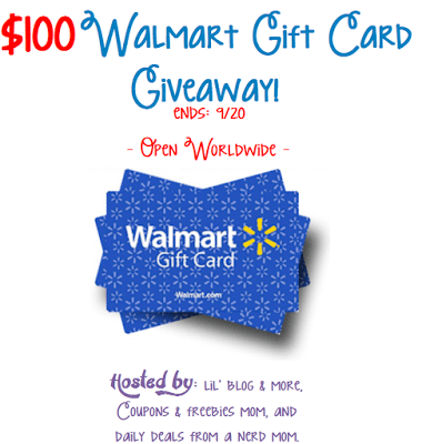 Walmart Give Card