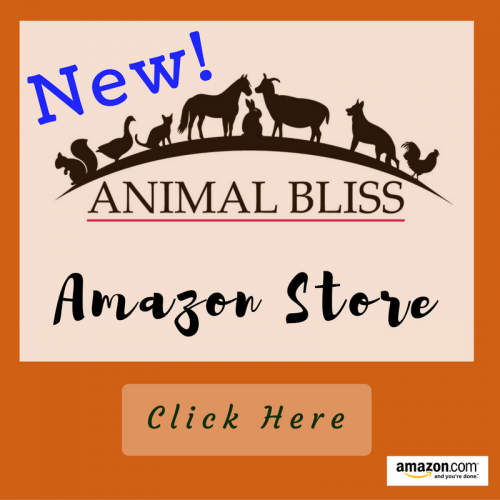 Animal Bliss Amazon Store