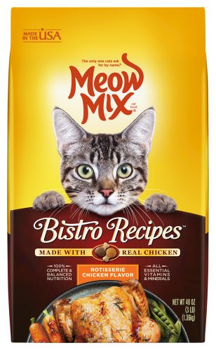 Happy Healthy Cat Month: Bistro Recipes