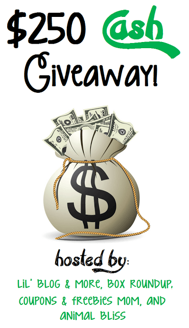 Cash Giveaway Event $250