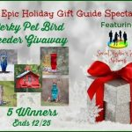 Perky Pet Bird Feeder GIVEAWAY, ends Dec. 25, 11:59 pm EST