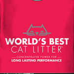 Worlds Best Cat Litter, Use Less and Get More #WasteLessLitter