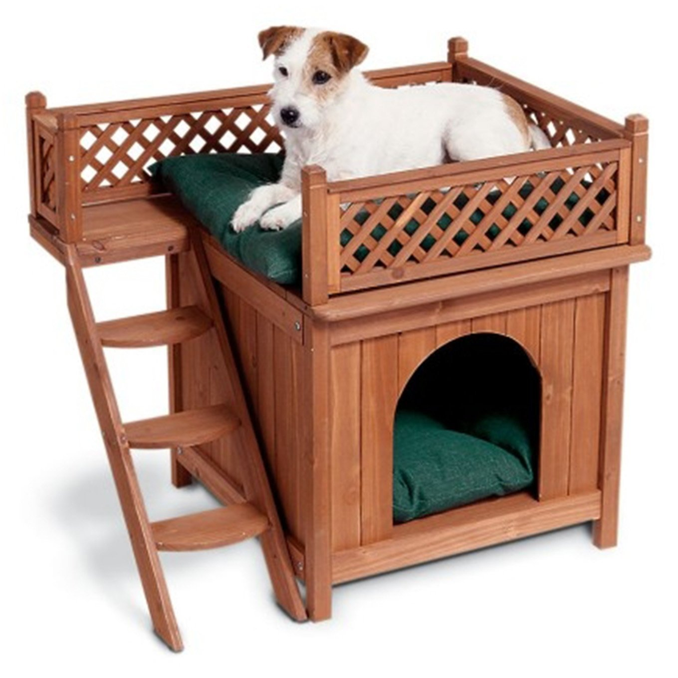 Are you planning on building a dog house? Are you a do-it-yourself type? Perhaps you'll need a dog house kit. Consider the options available.