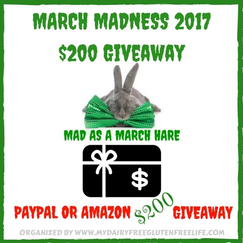 March Madness Giveaway