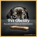 Pet Obesity – Killing our Dogs with Kindness