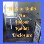 How to Build An Indoor Rabbit Enclosure – DIY Bunny Hutch