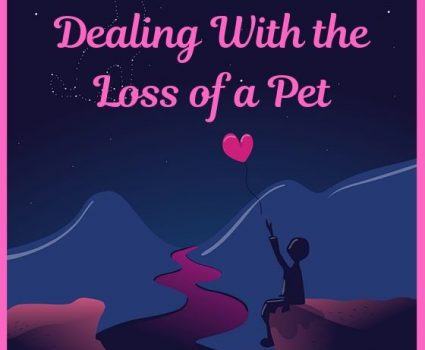 Dealing With the Loss of a Pet: Easing The Grieving Process